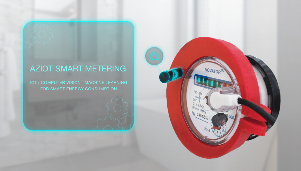 Smart Electricity Meter  for Aziot