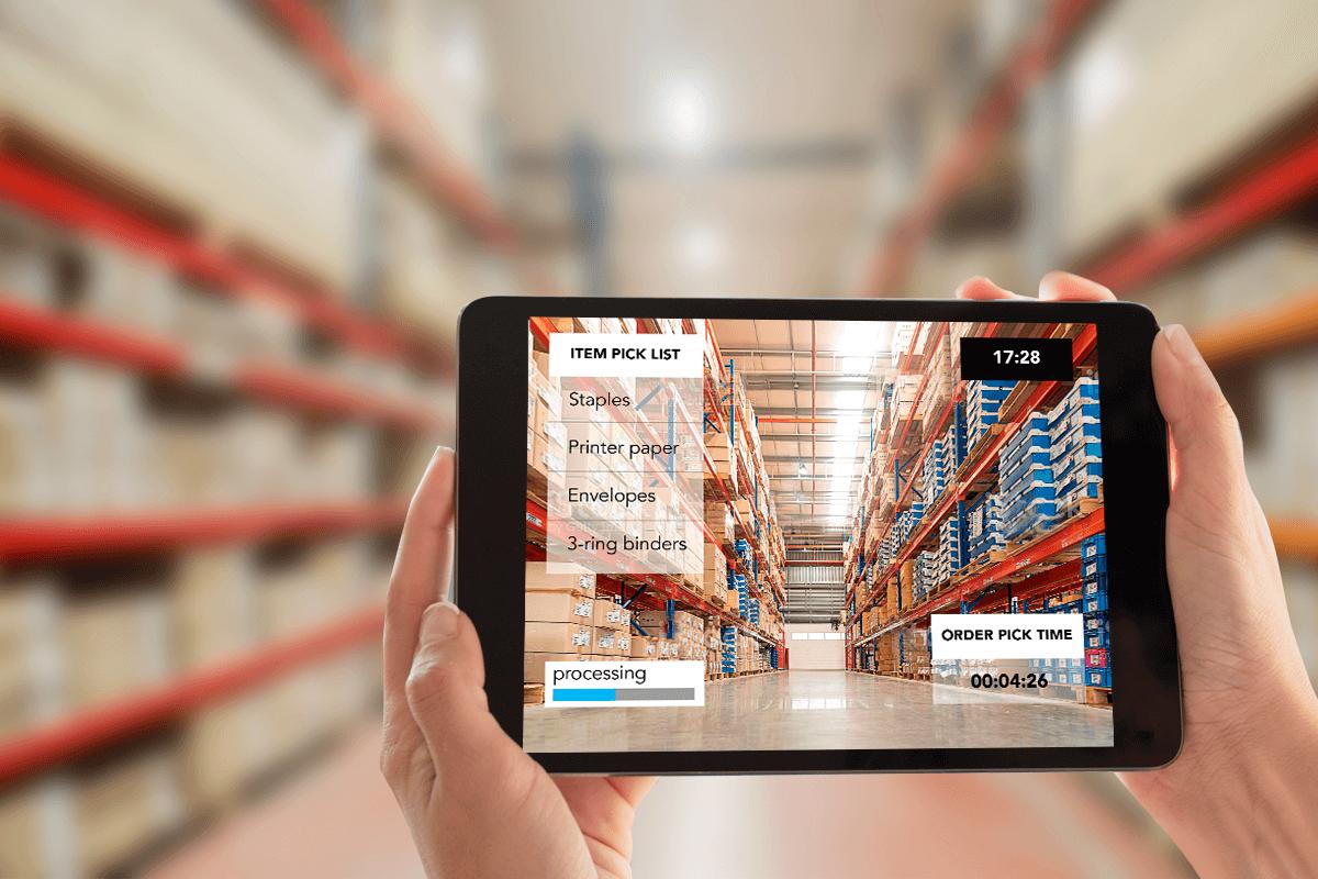 AR Warehouse Optimization