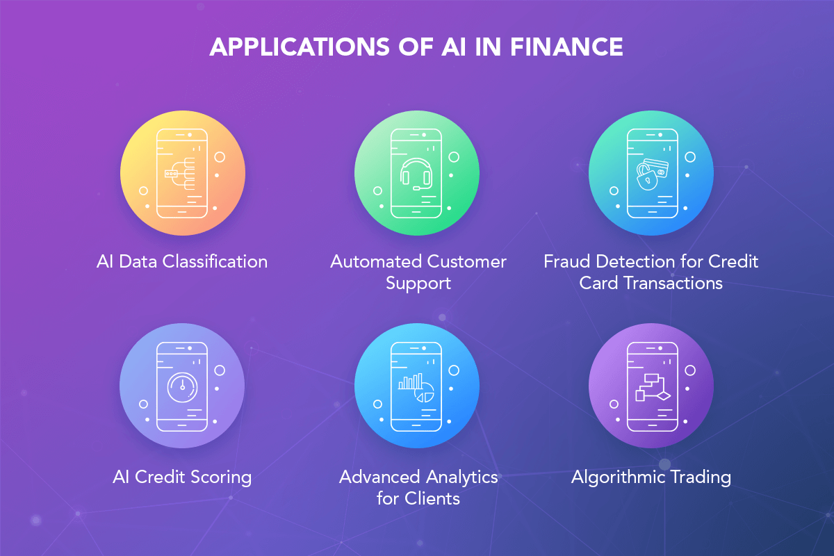 Applications of AI in FinTech