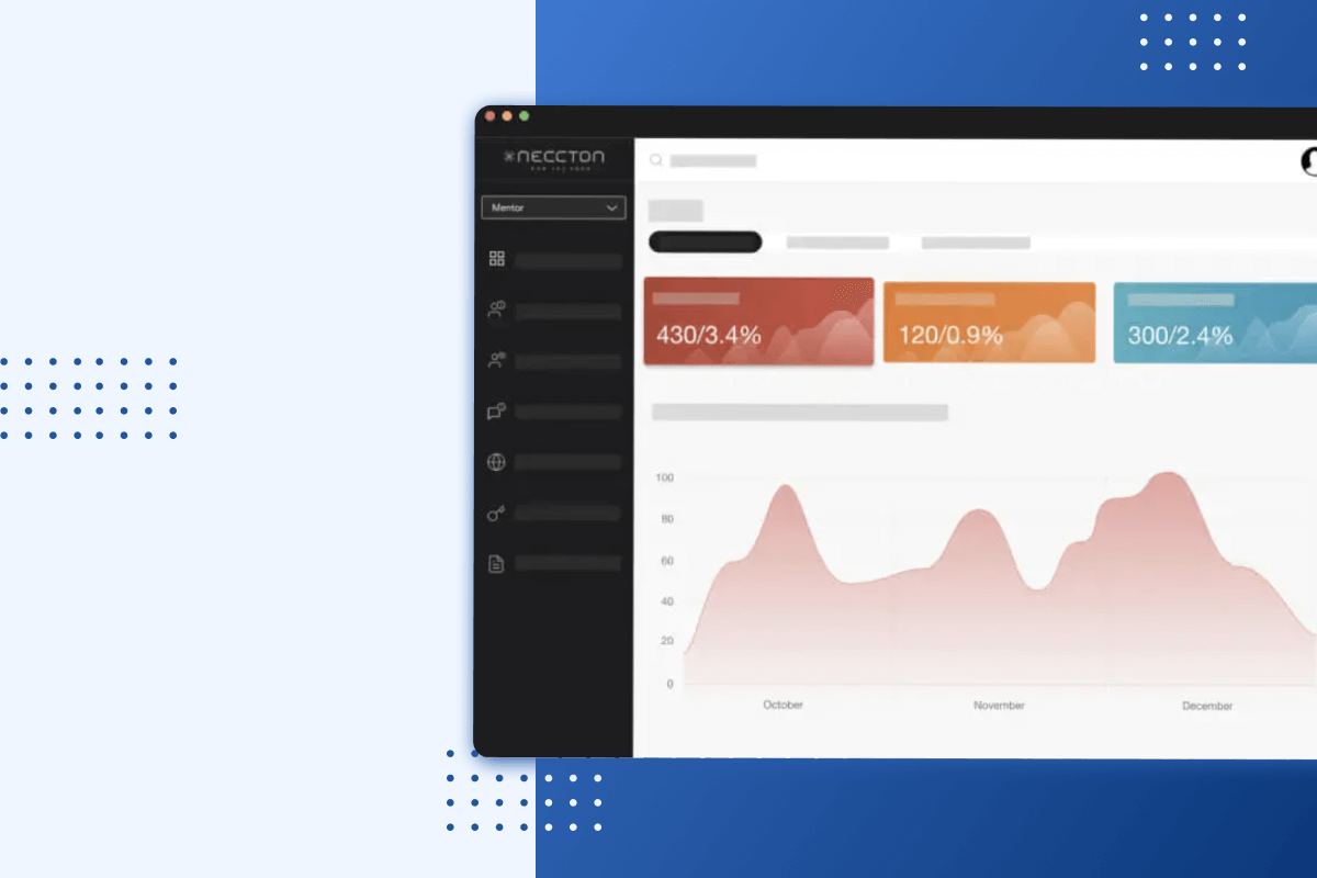 UI/UX Design Outsourcing for Player Tracking Software