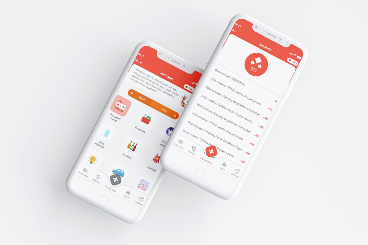 Wishlist App with Matching Algorithms