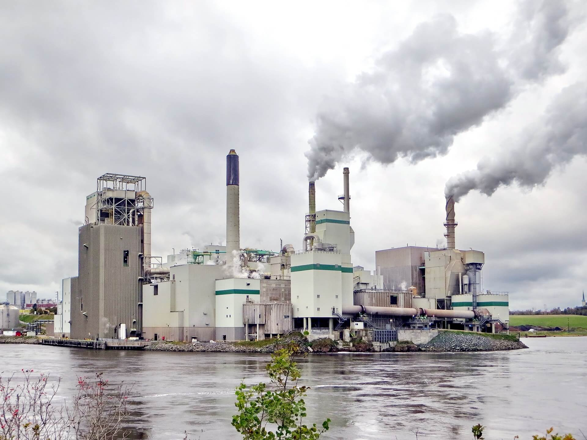 Emission Tracking System