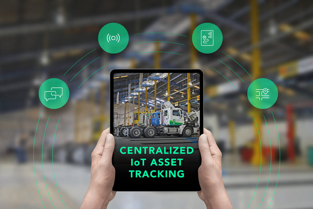 Centralized IoT asset tracking