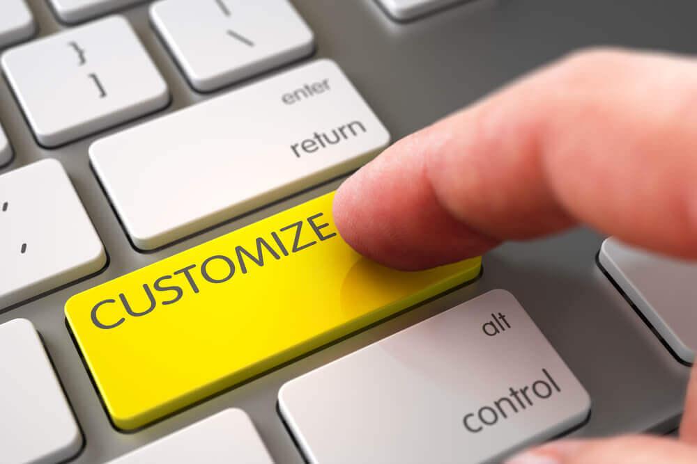 custom vs saas software
