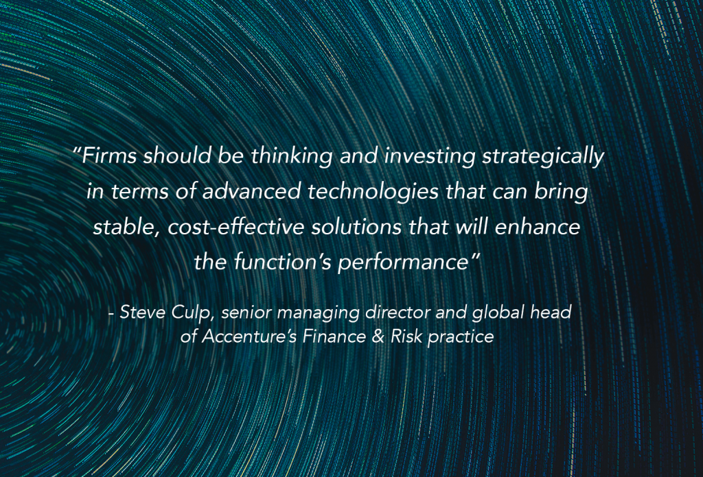 Steve Culp about the importance of improving risk management