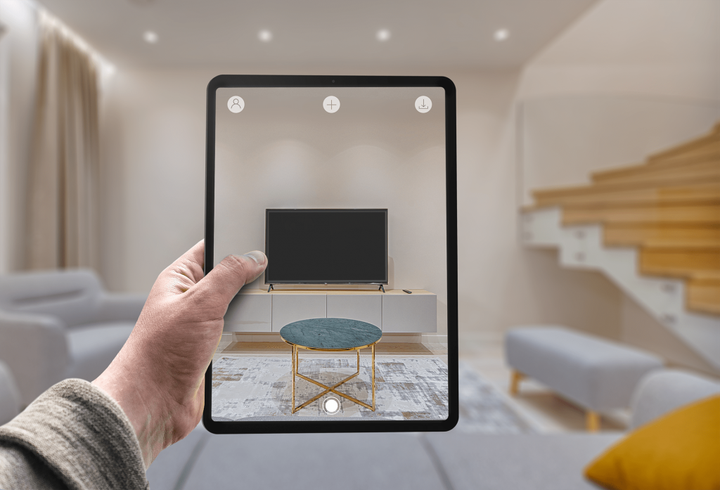 AR-powered application by IKEA