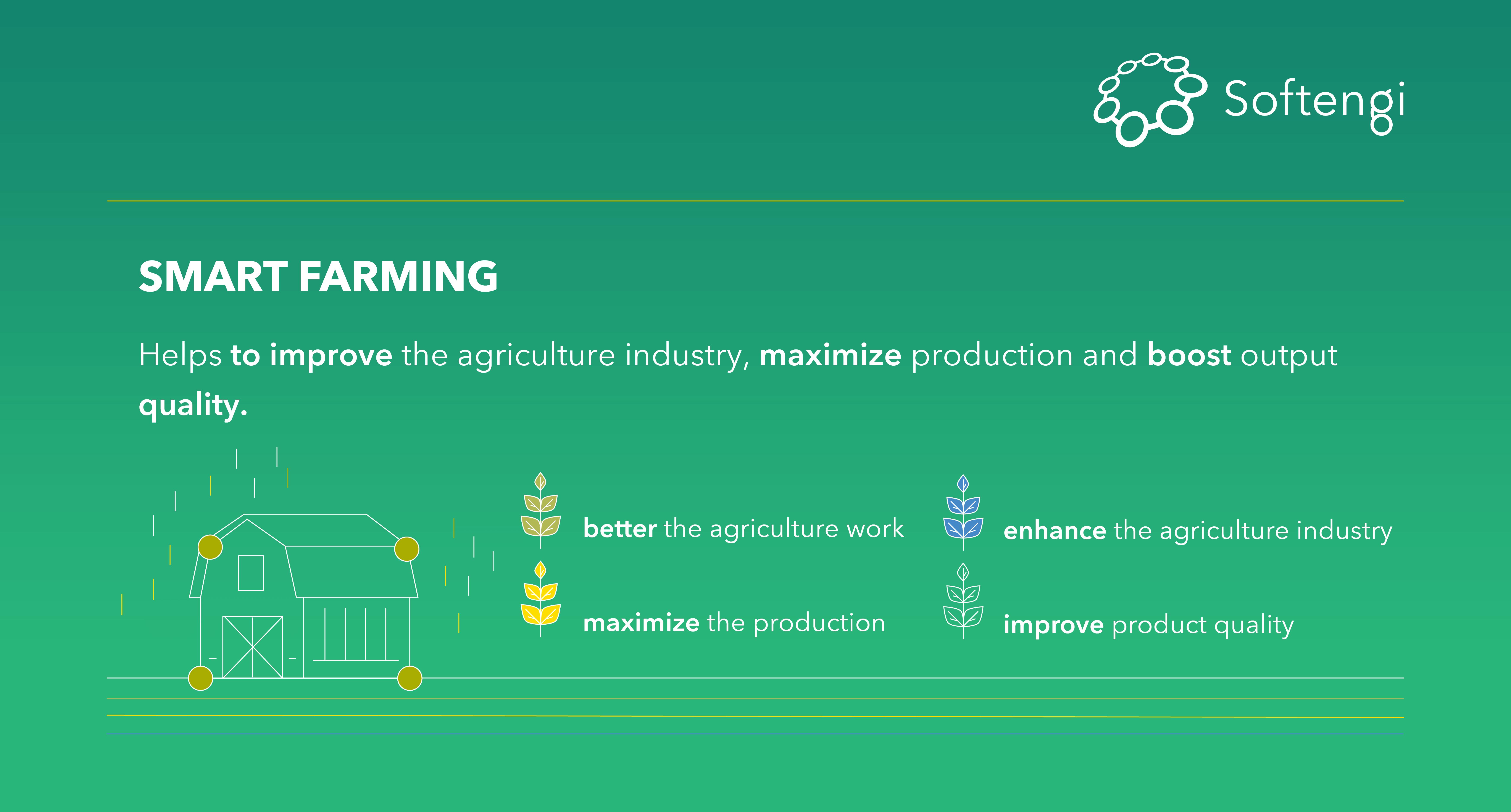 Smart Farming Softengi
