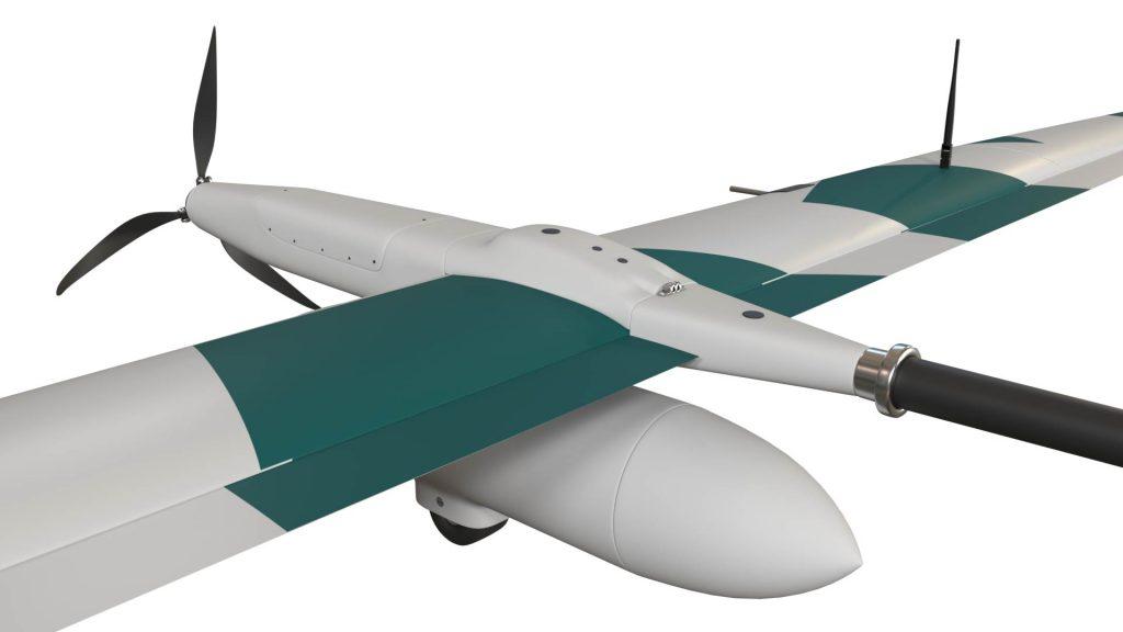 3D Model of an Observer