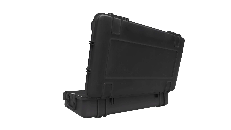 3D Model of Observer Case Mobile Station