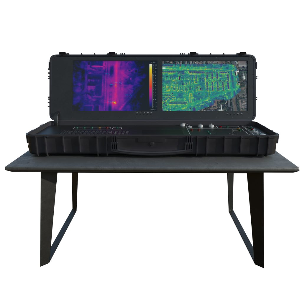 Observer Case Mobile Station
