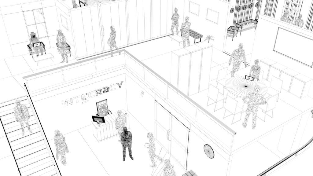 3D Content for Intecrator Web Site