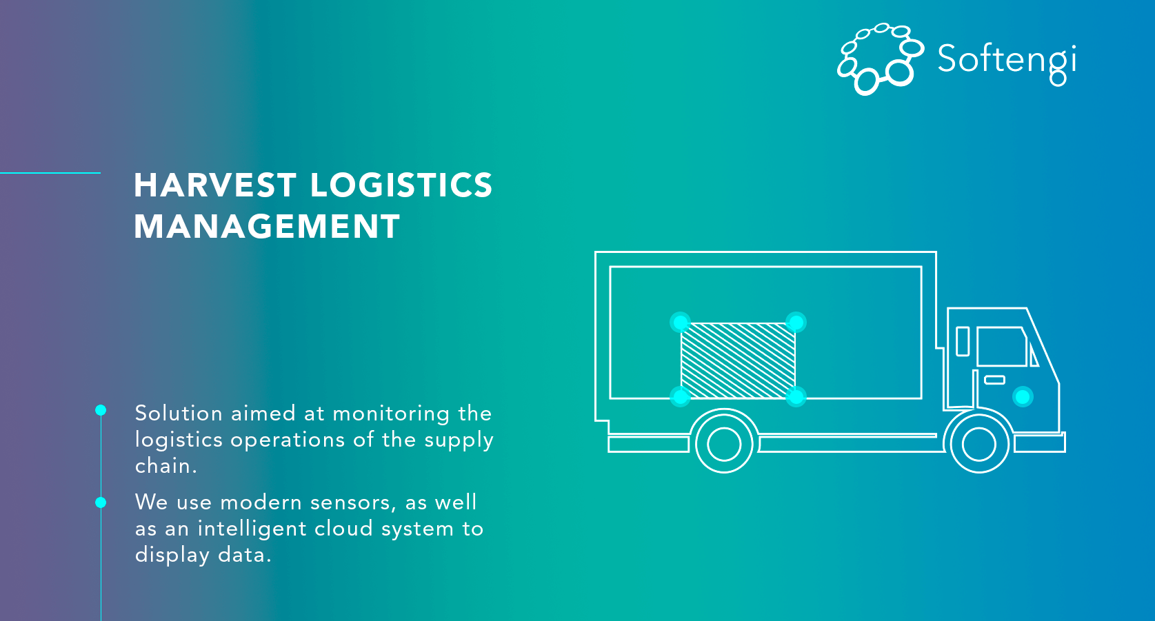 Harvest Logistics Management Softengi