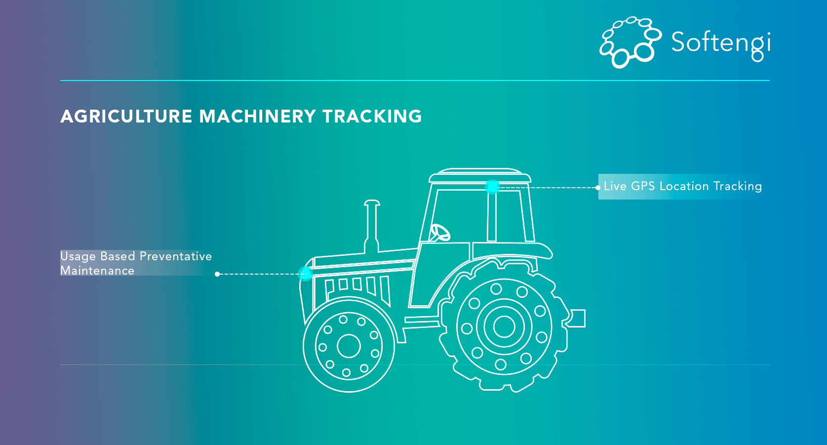 Agriculture Machinery Tracking Softengi