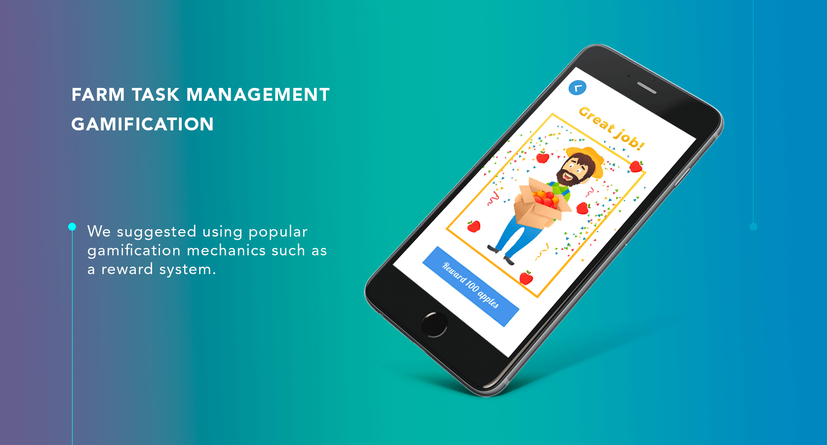 Farm Task Management Gamification Softengi