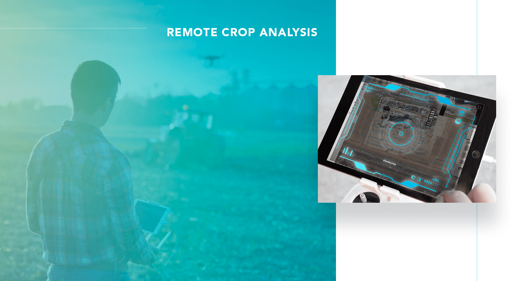 Remote Crop Analysis Softengi