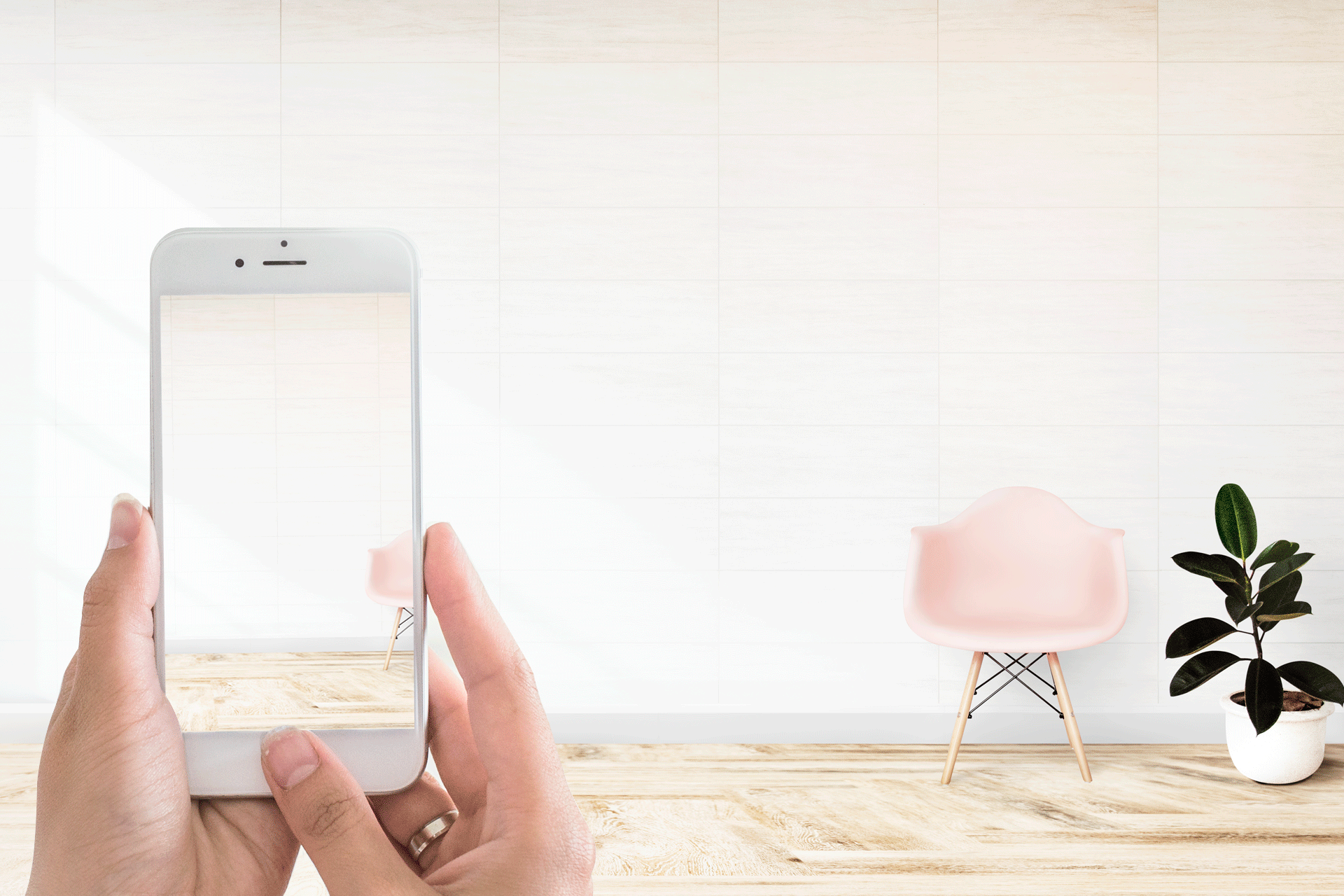 WebAR + Telepresence App for Retail