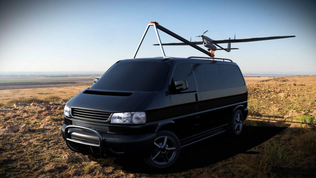 3D Model of the Observer Mobile Transport System