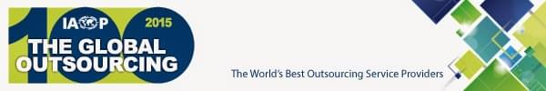 The 2015 Global Outsourcing 100 by IAOP