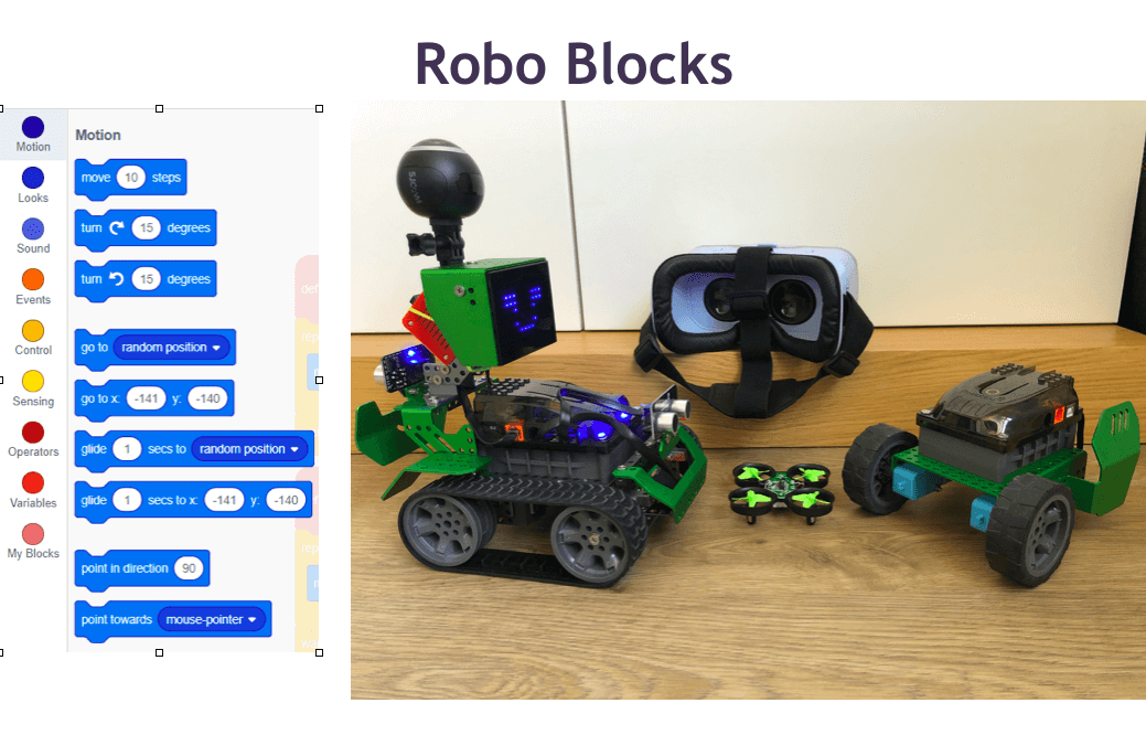 AI-Powered Online Learning Platform for the TeenGeeks School